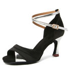 Brand New Women's Ballroom Latin Tango Dance Shoes 5cm heeled Salsa Colors