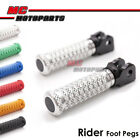 M-Grip CNC Front Foot Pegs For Triumph Tiger 1050 06 07 08 09-12