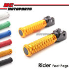 M-Grip CNC Front Foot Pegs For Yamaha FZ600 S Fazer 98 99 00-03