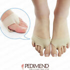 PEDIMEND™ Medical METATARSAL PADS Silicone Gel & Fabric Cushion for Ball of Foot