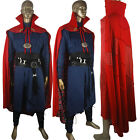 Marvel Movie Doctor Strange Halloween Cosplay Costume Deluxe Full Set Outfit