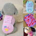 Внешний вид - Pet Coral Fleece Clothes Lovely Dog Coat Puppy Apparel Small Dog Costume Vest