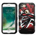 Atlanta Falcons #Glove Rugged Impact Armor Case for iPhone 5s/SE/6/6s/7/Plus