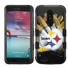 Pittsburgh Steelers #G Rugged Impact Armor Case for iPhone 5s/SE/6/6s/7/Plus