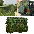 Woodland Desert Leaves Camouflage Camo Army Net Netting Camping Military HuntingBlind & Tree Stand Accessories - 177912