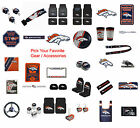 Brand New NFL Denver Broncos Pick Your Gear / Accessories Official Licensed on eBay