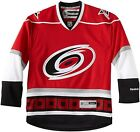 OFFICIAL NHL CAROLINA HURRICANES REEBOK 7185 Premier Senior MENS Hockey Jersey
