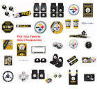 NFL Pittsburgh Steelers Pick Your Gear Automotive Accessories Official Licensed