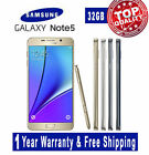 Samsung Galaxy Note 5 N920V 32GB /Note 4 16GB/Galaxy S5 16GB Android Phone JTOO+