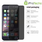 iProTechz Anti-Spy Privacy Tempered Glass Screen Protector iPhone 6 6S or 6 Plus