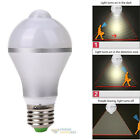 5W E27 PIR Auto Motion Sensor Detection LED Light Living room Garden Lamp Bulb