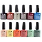 CND Shellac - 2017 Collection Colors - 7.3ml / 0.25oz - All Colors Available!
