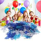 13-80Y Number Birthday Party Table Confetti Decoration Sprinkles Sequins Scatter