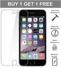 100% Genuine Tempered Glass Screen Protector For Apple iPhone 6 6S PLUS