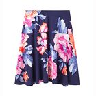 Joules Womens Hailey Jersey Skirt Navy Rose - Sizes 14 & 16