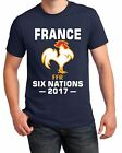 France Rugby T Shirt RBS Six 6 Nations 2017 Men Women Kids Tee Top Gift S-5XL