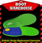 Orthotic Design Comfort Insoles. ULTRA SUPPORT  Insoles For Boots & Shoes