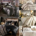 Kylie Minogue Satin Quilted Quilt Duvet Covers Single, Double, King, Super King