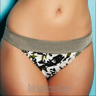 Freya Swimwear Rumjungle Retro Bikini Briefs/Bottoms Camouflage 3290 Select Size