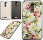 For LG Stylo 2 PLUS MS550 HARD Frame HYBRID HARD Case Rubber Phone Cover
