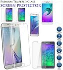Genuine Tempered Glass Screen Protector For Samsung Galaxy S4,S5,J5,A3,S7