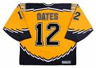 ADAM OATES Boston Bruins 1996 CCM Throwback Alternate NHL Hockey Jersey