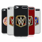 OFFICIAL WWE TITLE BELTS SOFT GEL CASE FOR APPLE iPOD TOUCH MP3