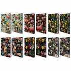 OFFICIAL BURCU KORKMAZYUREK BIRDS AND FLORAL LEATHER BOOK CASE FOR APPLE iPAD