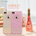 For Apple iPhone7 7 Plus 6S 5G Case Bling Diamond glitter Noble Plated TPU cover
