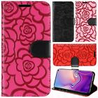 Alcatel Fierce 4 Rubber IMPACT TRI HYBRID Case Skin Phone Cover + Screen Guard