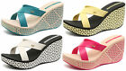 Ipanema Brasil Cruise Wedge Womens Sandals ALL SIZES AND COLOURS