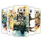 OFFICIAL RIZA PEKER ANIMALS 2 SOFT GEL CASE FOR SAMSUNG PHONES 1
