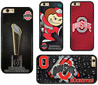 Ohio State Buckeyes Plastic Hard Phone Case Cover Fits For iPhone Samsung
