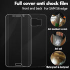 Front Back Screen Protector Film Full Body Cover For Samsung Galaxy S7/S7 edge