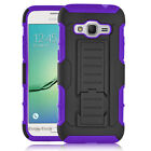 For Samsung Galaxy Core Prime/G360 Case Belt Clip Holster Hard Phone Back Cover