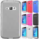 For Samsung Galaxy Luna Frosted TPU CANDY Gel Flexi Skin Case Phone Cover