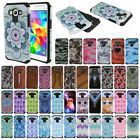 For Samsung Galaxy Grand Prime G530 Design TPU Hybrid Heavy Duty Hard Case Cover
