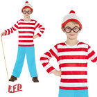 Wheres Wally World Book Day Week fancy dress costume