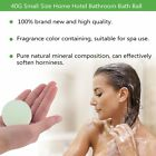 40G Small Home Hotel Bathroom Bath Ball Bomb Aromatherapy Type Body Cleaner F5