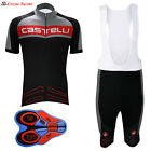 New cycling jersey cycling set Short sleeve New Bike Bicycle men's team outdoor
