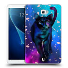 HEAD CASE DESIGNS CATS AND BLOSSOMS HARD BACK CASE FOR SAMSUNG TABLETS 1