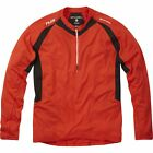 Madison Flux Mens Long Sleeve MTB Mountain Bike Cycling Cycle Jersey - Clearance