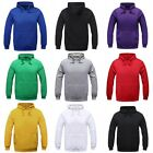 Men's Solid Casual Sweatshirt Jumper Hoodie Hooded Coat Jacket Outerwear Tops