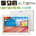 Octa-Core 10 '' + 64G Android 5.1 Dual Gold IPS Telefon Pad  ablet PC Phablet