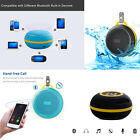 Bluetooth Wireless Stereo Speaker Waterproof Portable For iPhone Samsung Ipad PC