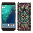 """For Google Pixel XL 5.5"""" HTC Various Pattern TPU SILICONE Soft Rubber Case Cover"""