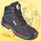 Safety Boots Metal Free Composite Toecap Buteo safe for Airports Security etc