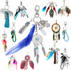 Dream Catcher Feather Tassel Keyring Key Chain Ring Keychain Bag Pendant Charm