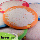VIBRAM GLOW Medium UNLACE *pick weight & pattern* Hyzer Farm disc golf driver