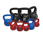 28kg Kettlebell Weight Set - Home Gym Training Kettle Bell Exercise - 8 Sets